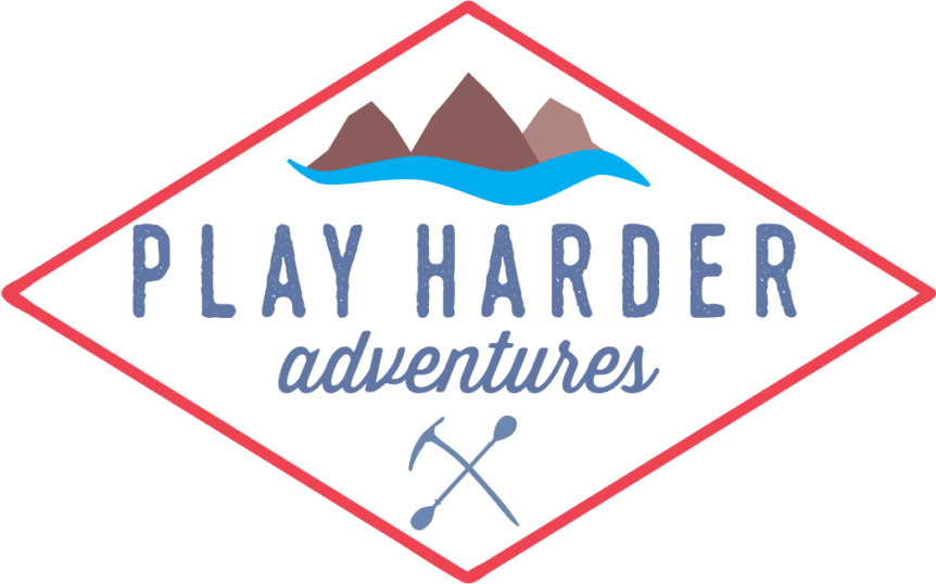 Play Harder Adventures Logo